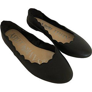 Sam & Libby Black Flats Shoe